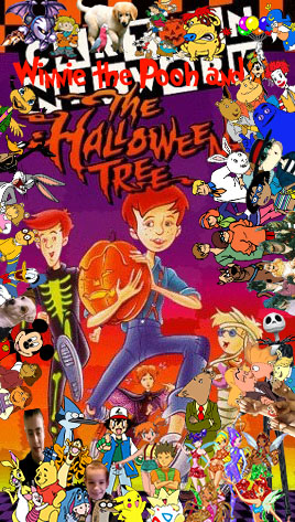 Winnie the Pooh and the Halloween Tree poster by ...