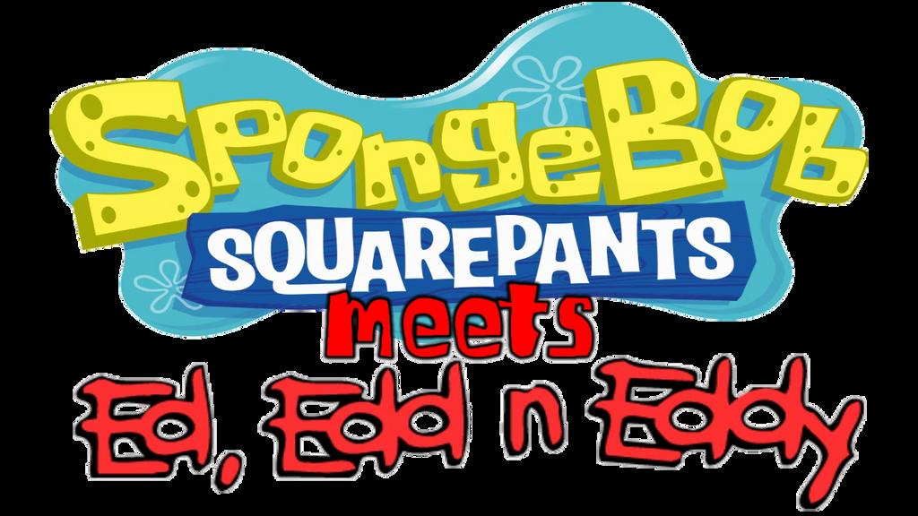 Spongebob Squarepants meets Ed, Edd n Eddy logo by