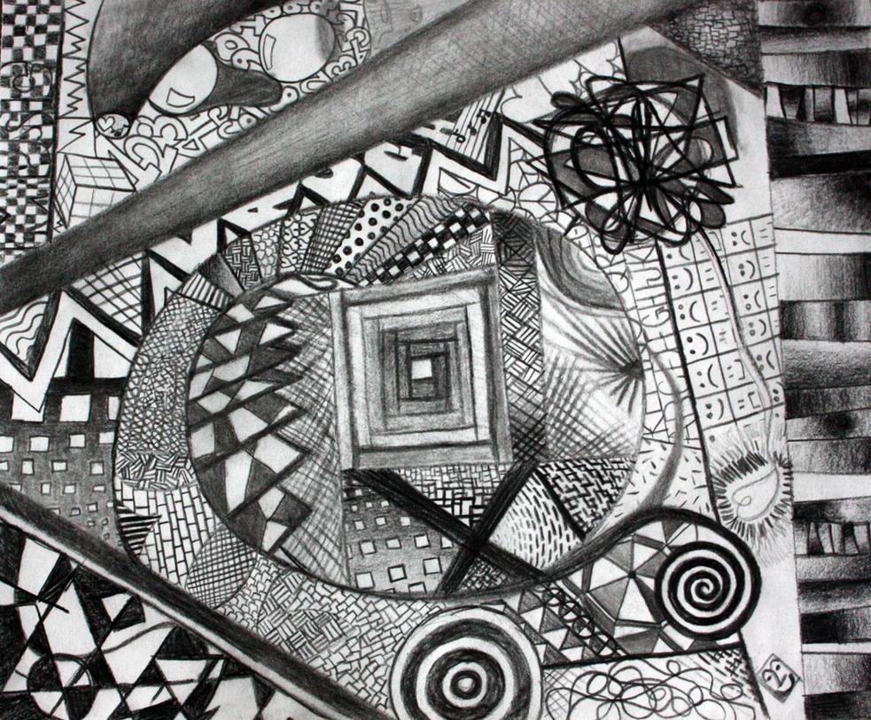 Composition Of Lines In Art : Line composition by kkovarikportfolio on deviantart