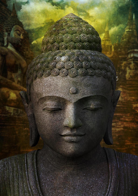 Budha by Alobyss
