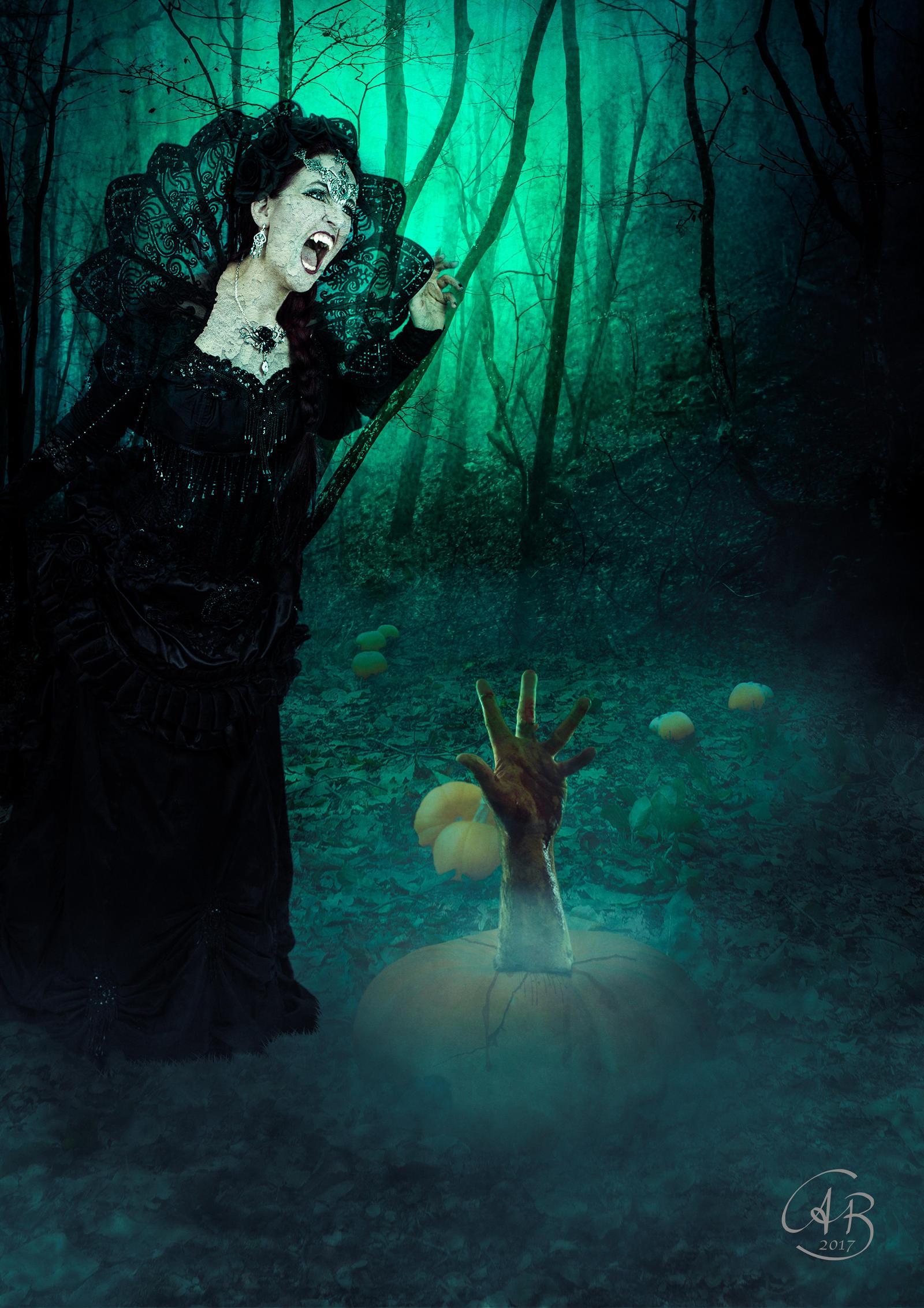 Sary-Pumpkin by Alobyss