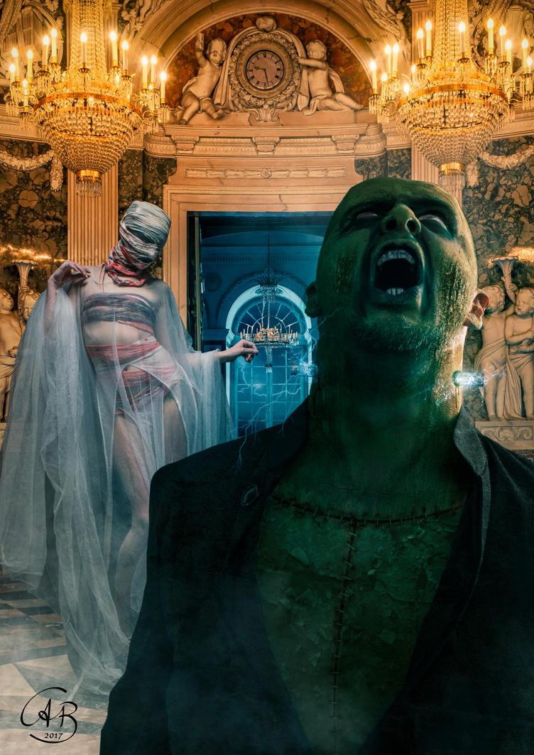 Frankenstein by Alobyss