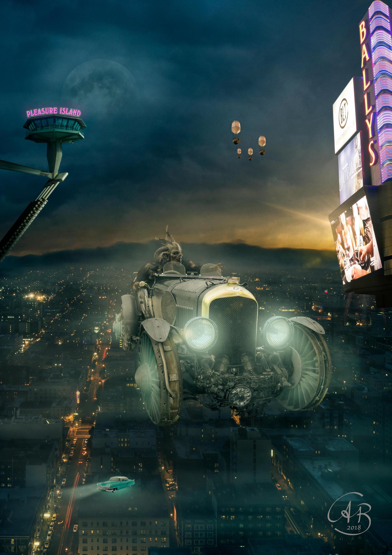 Futureworld... by Alobyss