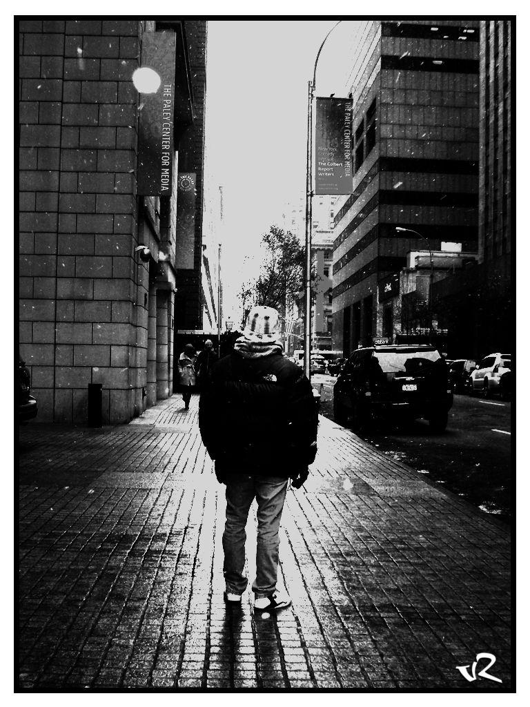 Walking my Way II