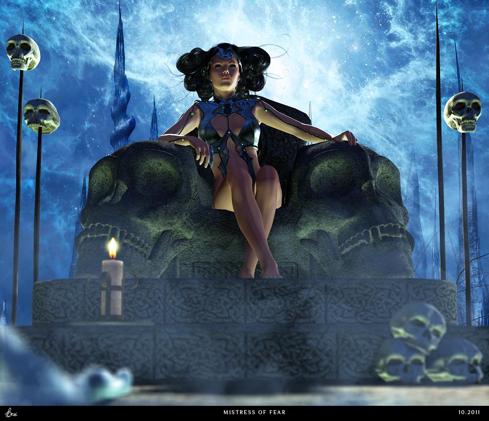 Mistress of Fear by Lexana