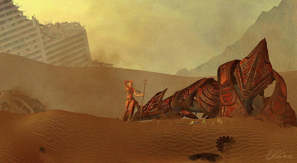 Desert Storm by Lexana