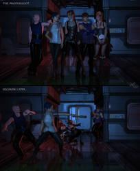 DarkDays: The Photoshoot by Lexana