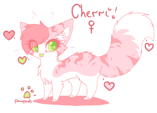.:Cherri Reference:. by WlSHES