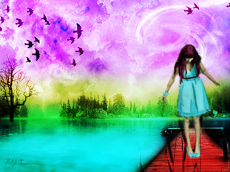Beautiful World by Reita-love-ya