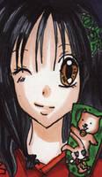 Mitsuki - Kakao Card Nr. 29
