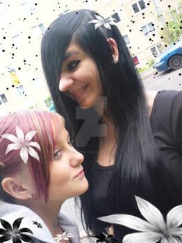 Mascha and Alina