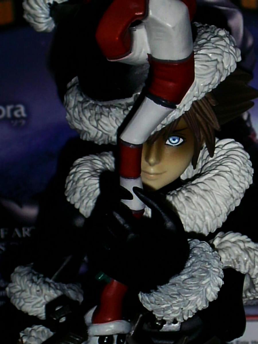 Kingdom Hearts 2 - Sora 4