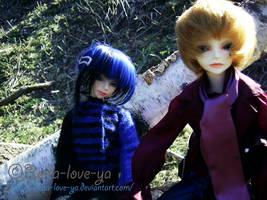Dz Mo,Dz Megi-4,Kazuki,Tian 27