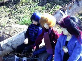 Kisho,Kazuki,Tian 26