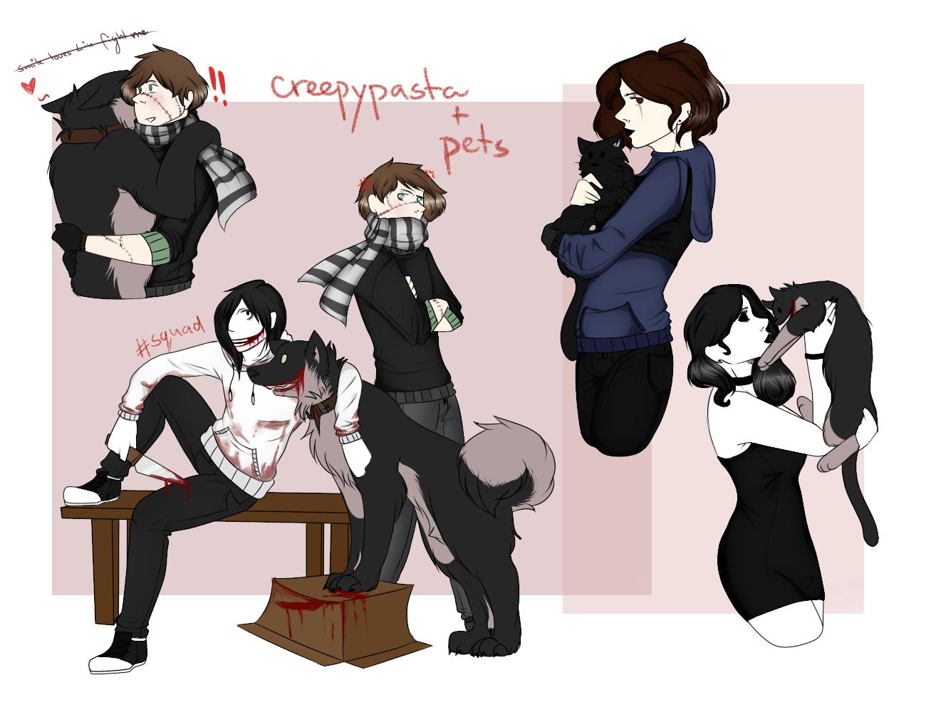 Pets Dog Oc Anime