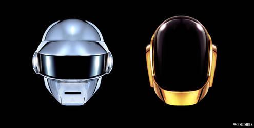Daft Punk 2013 by nouam