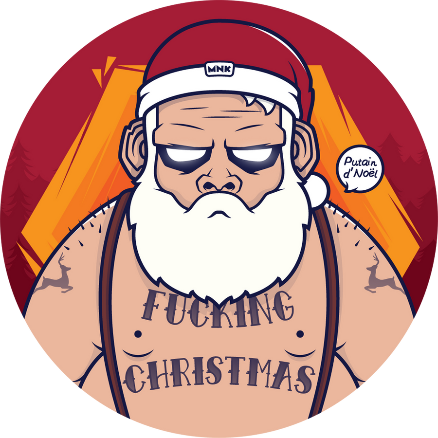 Santa' Crew by nouam
