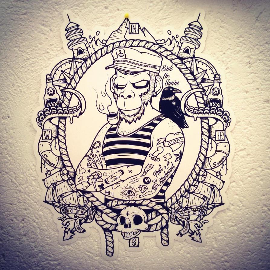 The Sailor by nouam