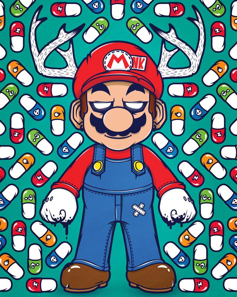 Mario Pills by nouam