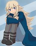 Katsuki's daughter