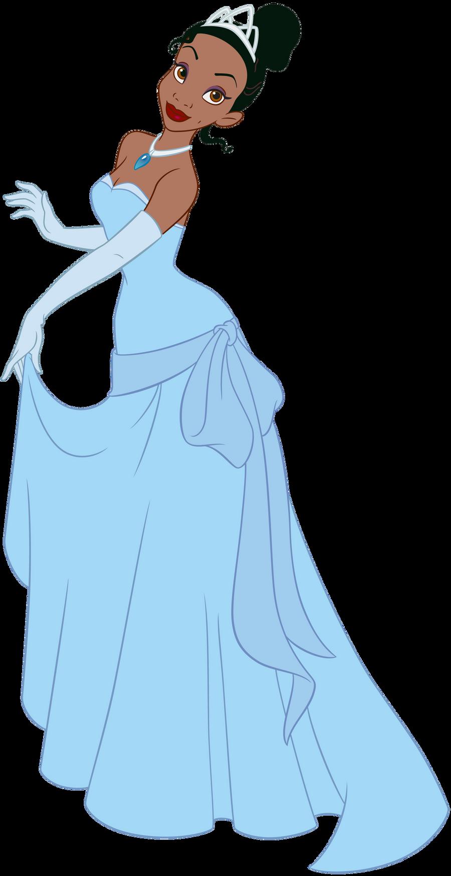 картинки принцесса тиана