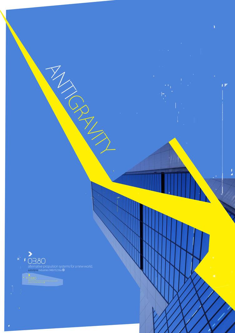 Anti Gravity by PAULW