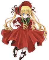 Shinku ::Rozen Maiden:: by VocaloidLiang