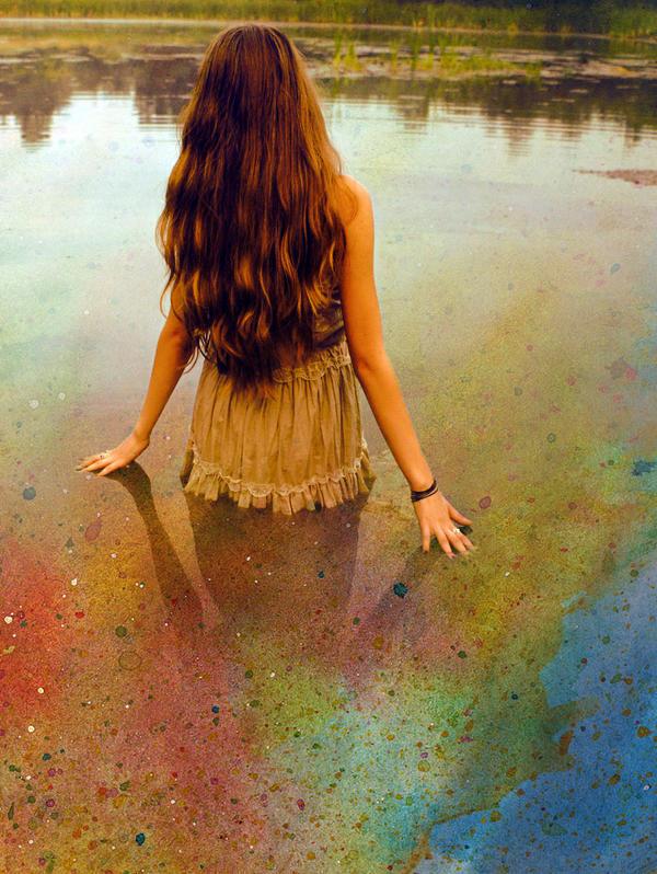 The Lake by MeGoobie