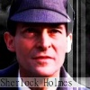 Sherlock Holmes by MeGoobie