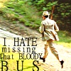 Bloody Bus by MeGoobie