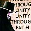 Unity Through Faith by MeGoobie