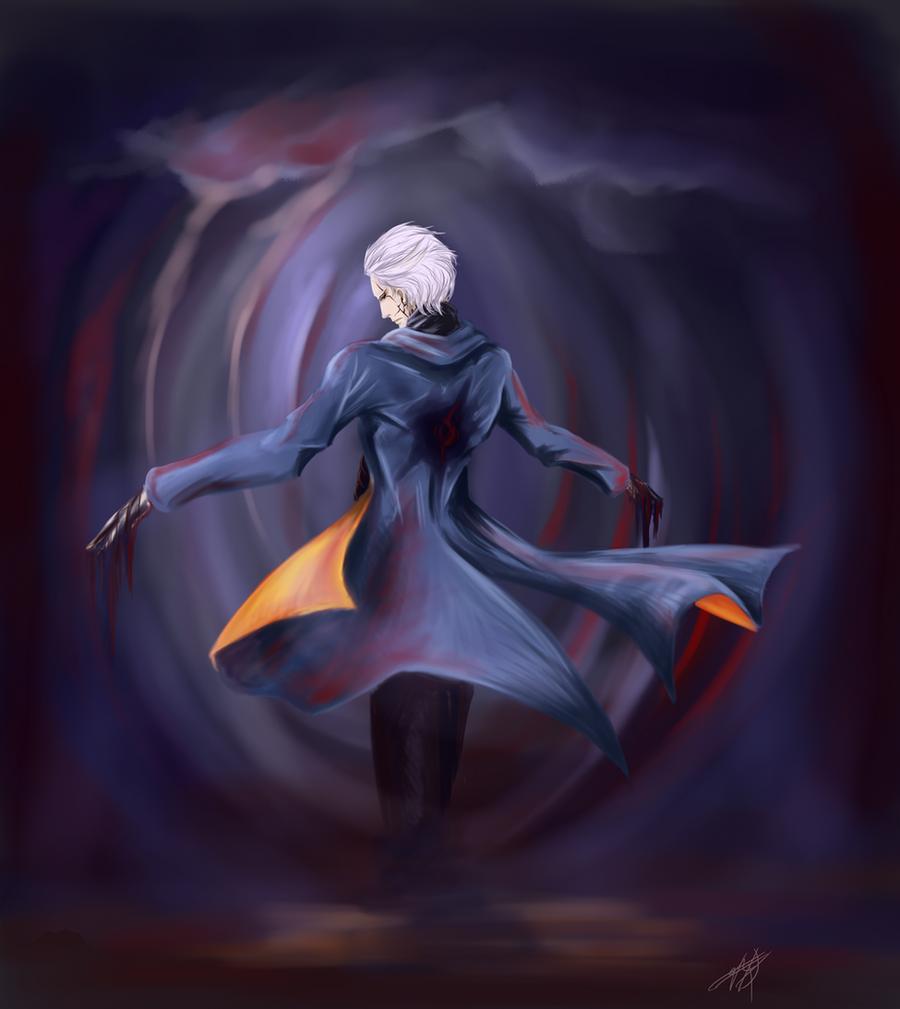 Speedrun - Vergil by Lomendeon