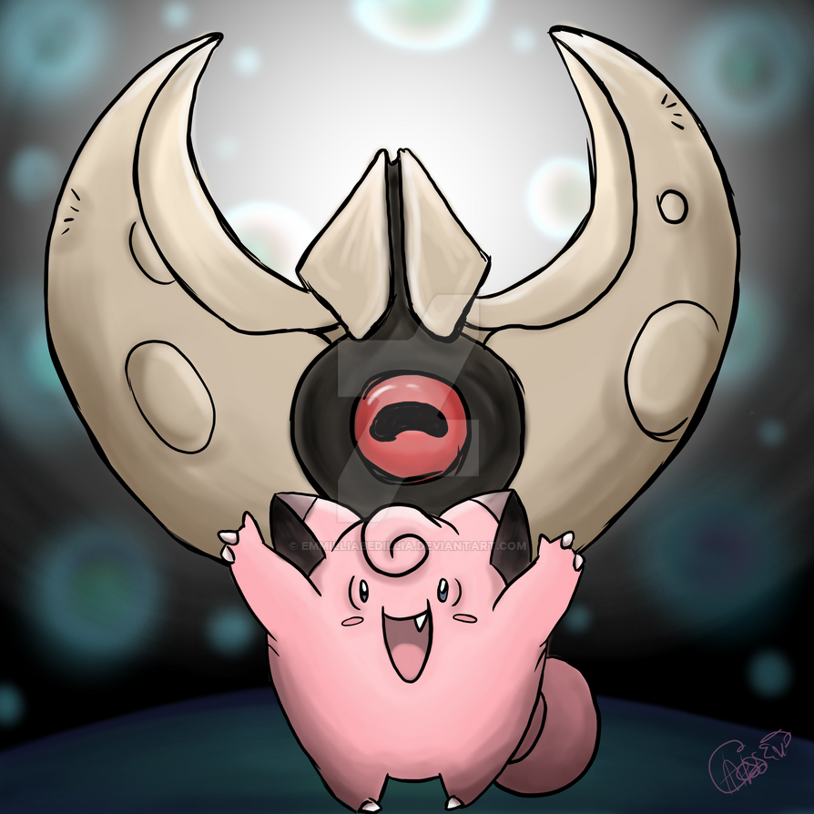#035- Clefairy! by EmmilliaBedillia