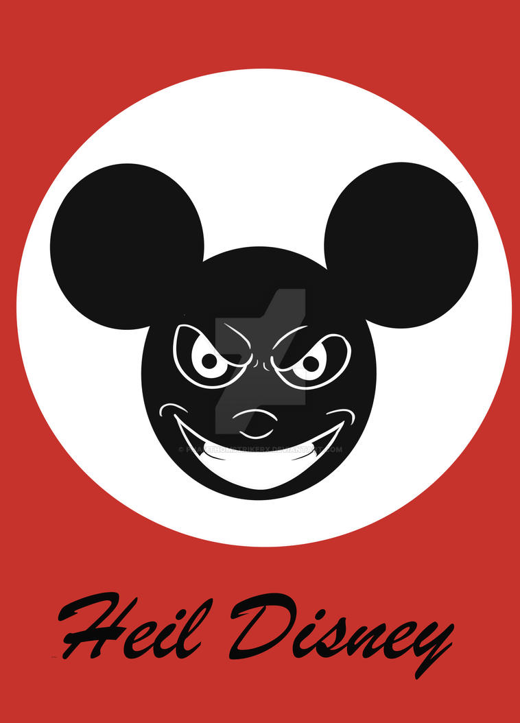 Heil Disney by PhamthomStrikerX