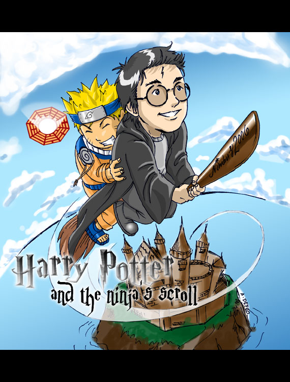 Harry Potter and Naruto