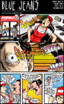 Blue Jeans page1 by AlexanderDefeo