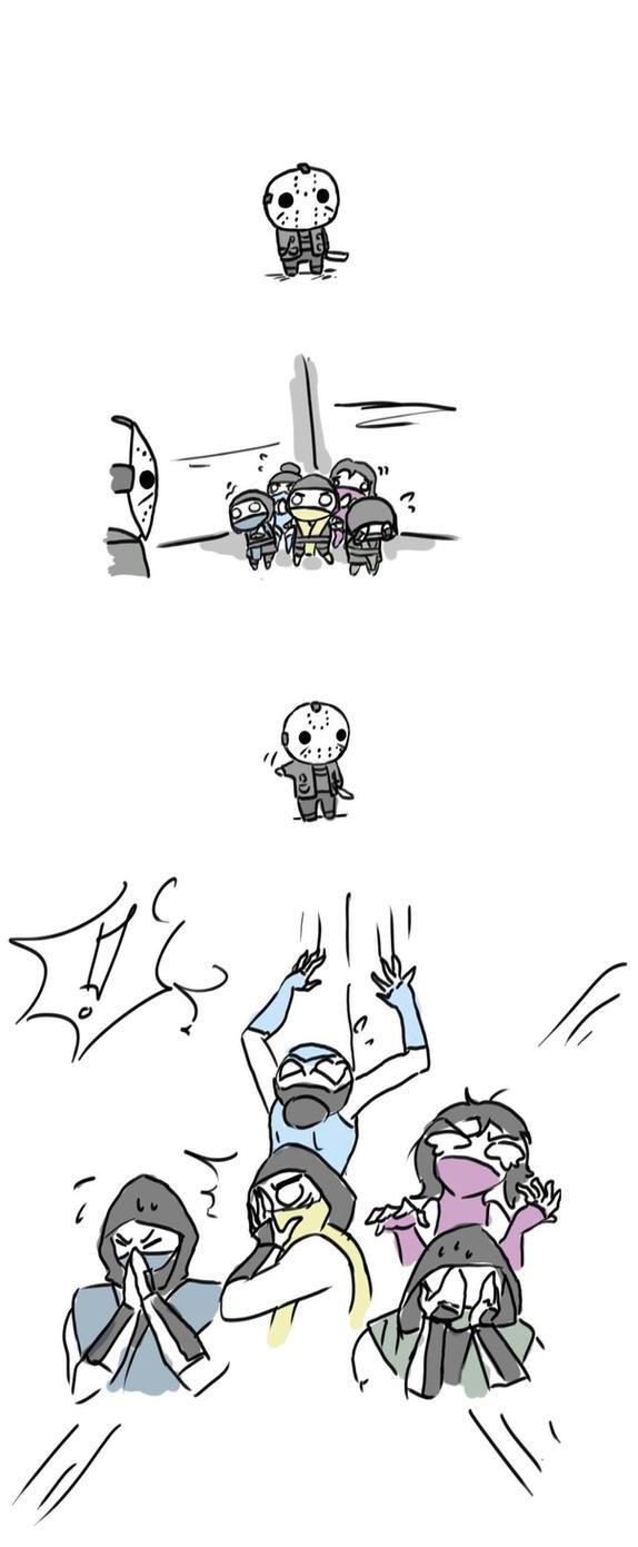 Jason by zetsumeininja