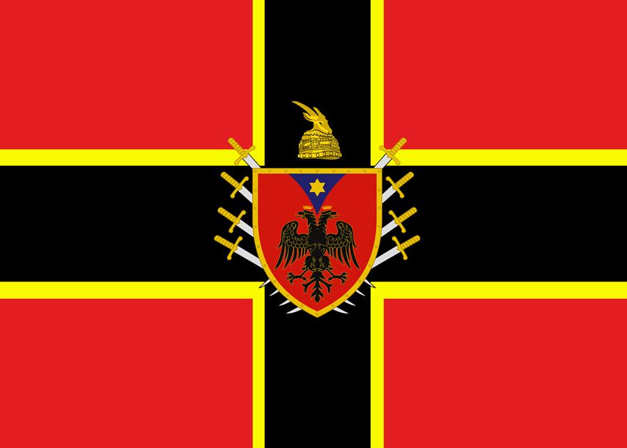 Alternate Flag Of Albania By Ramones On DeviantArt - Albanian flag