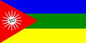 Bandera de la Provincia de Kumintang by ramones1986