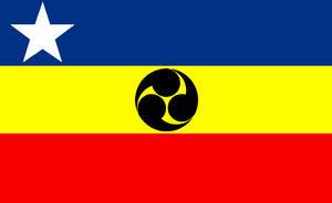 Flag of the State of Ryukyu by ramones1986