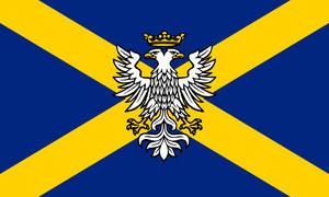 Flag of West Mercia
