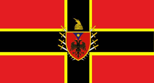 Alternate Flag of Albania (variant)