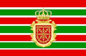 Bandera (Alternativa) de Navarra by ramones1986