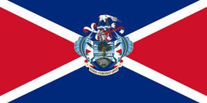 (Alternate) Flag of Seychelles