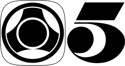 Alternate History Logos: IBC-TV 5 (1965-72) by ramones1986