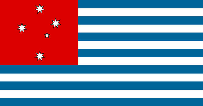 The (Alternate) Papuan Flag