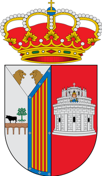 Escudo de la Region de Castilla Occidental