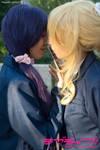 Tojo Nozomi and Ayase Eli - Love Live! // 5