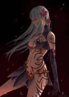 Alice by Ku1thS