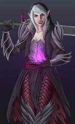 Fenris' Daughter 00111 by Morgalahan